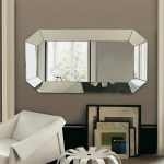 Espejo decorativo de sala