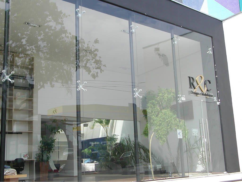 Asesor a en fachadas integrales de aluminio y cristal en - Fachadas de cristal ...