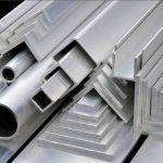 Perfiles de aluminio varillas